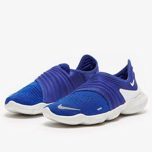 Nike Free RN Flyknit 3.0  Running Shoe Blue 11.5